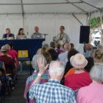 Bookmarks Festival, with Mary Alice Monroe and Robert Morgan